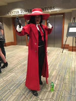 Lady Alucard at Anime USA 2018 by rlkitterman