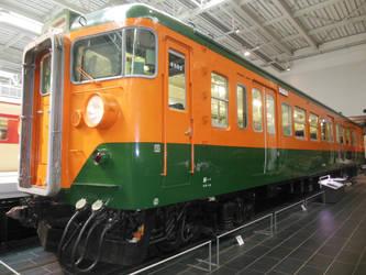 Shonan-Densha Kuha-1111 for Tokyo 1 by rlkitterman