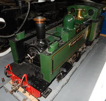 Harry Powell's Miniature Owain Glyndwr at NRM York by rlkitterman