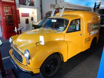 GPO 1972 Morris Minor 1000 Van LMG309K 2 by rlkitterman
