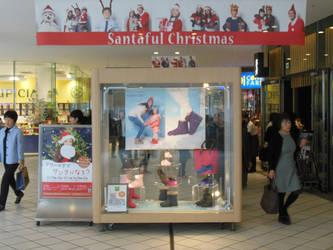 Yokohama Santaful Christmas by rlkitterman