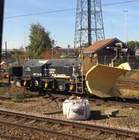 Network Rail Beilhack ZZA Plough ADB965576 at York by rlkitterman