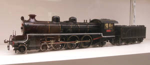 Japanese Government Railways C51 Pacific 18949 by rlkitterman