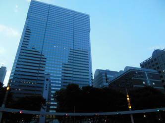 Shinjuku iLand Tower and Culinary School by rlkitterman
