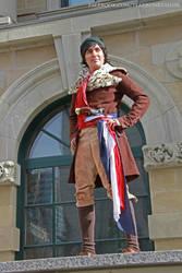 Jean Paul Marat - Fine Day for a Revolution by ColonelLiamRoss