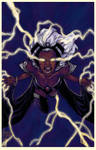 storm colored by videsh
