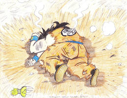 Yamchas' Dead! by Suemoons