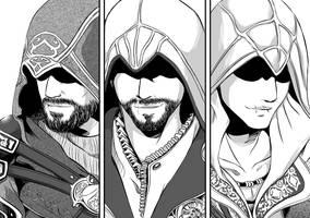 AC - Ezio era by Mintonia