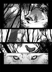 Little Red Riding Hood by Mintonia
