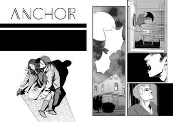 Teen Wolf Doujinshi - Anchor by Mintonia