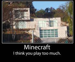 Minecraft by JaidenK