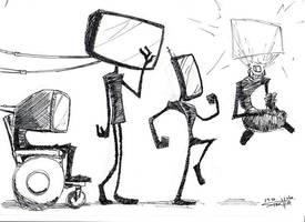 Telewizornia  TVVorld 03 by Stachir