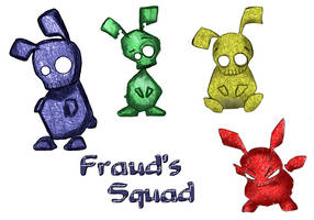 Fraud's Squad by Stachir