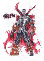 Spawn 2 by Stachir