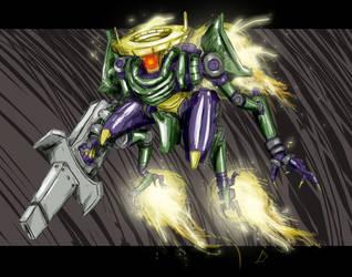 Robot K19 by Stachir