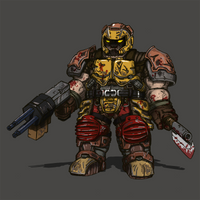 Bold Ranger by Stachir