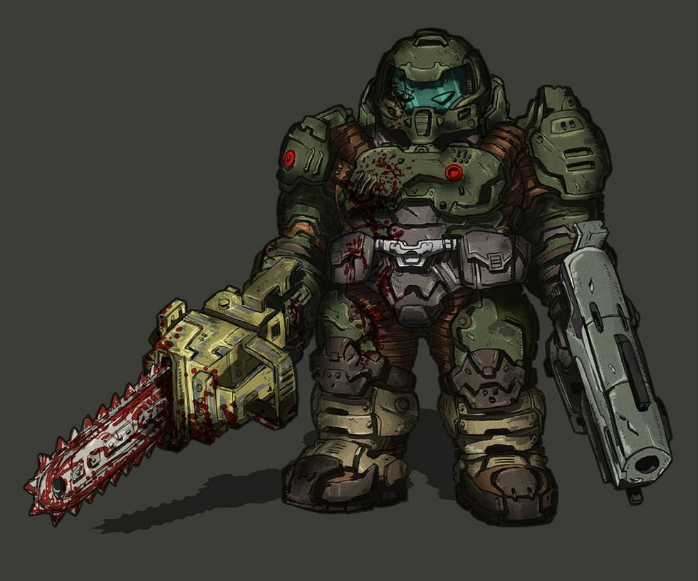 Bold Slayer by Stachir