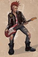 London Punk by PawnAttack