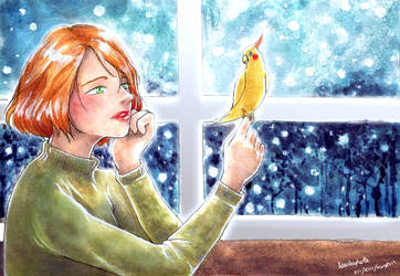 .:Waiting for Winter:. by Lawleighette