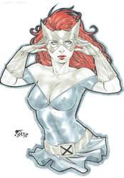 Marvel Girl by Fredbenes