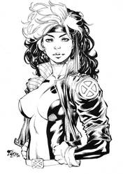 Rogue by Fredbenes