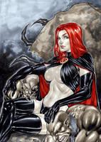 Goblin Queen by Fredbenes