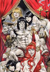 Conan by Fredbenes