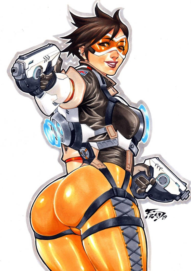 Tracer by Fredbenes
