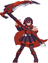 MB Ruby Rose by Pin-point