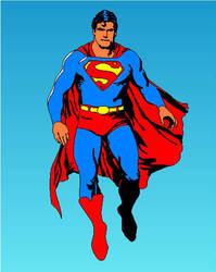 Superman by Emzie95