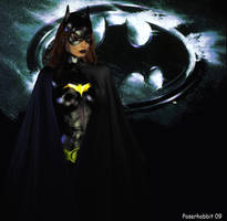 Batgirl Defender of Gotham by Poserhobbit