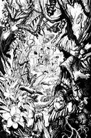 Swamp Thing 5 page 20 by YanickPaquette