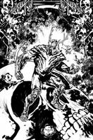 Swamp Thing issue annual by YanickPaquette