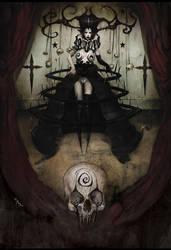 queen of no one ( version 2 ) by DamienWorm