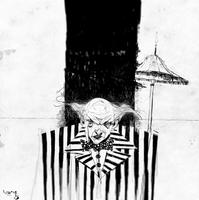 Oswald Cobblepot by DamienWorm