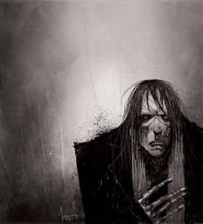 Frankenstein's Monster by DamienWorm