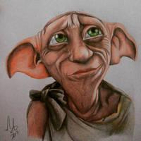 Dobby by MANUCHAANN