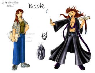 Ref: Jade Book Smythe by Jateshi