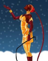 R.A.R. Sailor Tantalum Angler for Kotka by Jateshi