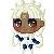 PIXEL Sailor Coma Berenices by Jateshi