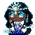 PIXEL The Lady of Stars by Jateshi