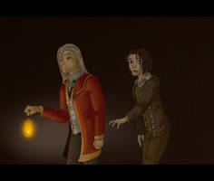 Amnesia:  Why is it so dark? by Thyliritis