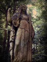 Abney Park Cemetery, London by OkeMani