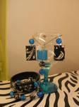 My first jewelry set :) by OkeMani