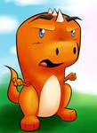 Dinosaur by Kashi-NG