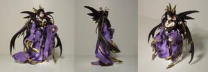 Lilithmon D-Real Figure by neoarchangemon