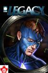 Legacy Cover #2 by JessHavok