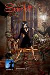 Creepy Scarlett Issue1 Cover by JessHavok