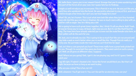 Random Caption 4: Play Time by Meliran