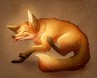Foxy by Scheadar